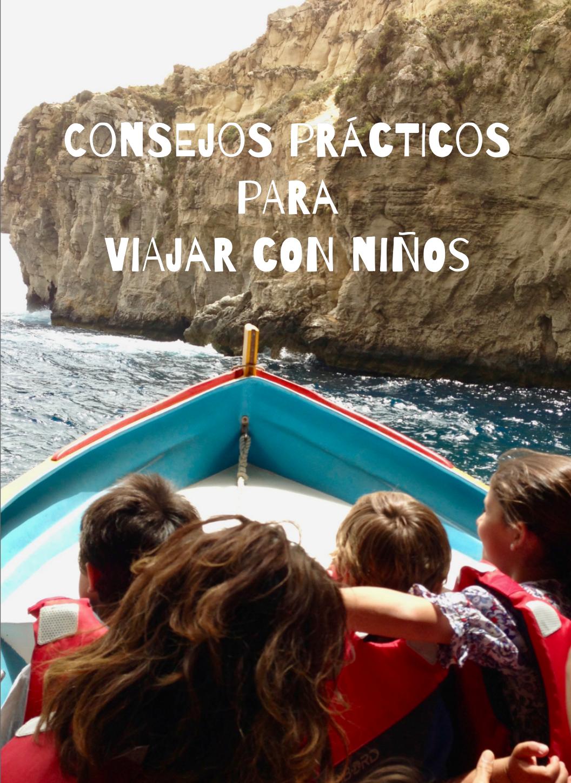 Consejos Prácticos Para Viajar Con Niños
