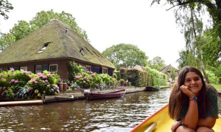 Giethoorn: el pueblo más bonito de Holanda