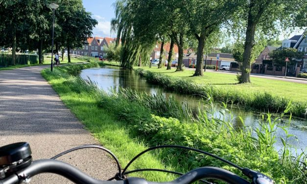 Holanda en bici