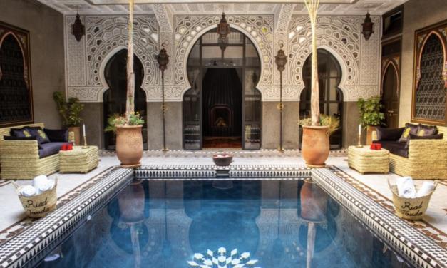 Alojamiento en Marruecos – Hotel o Riad