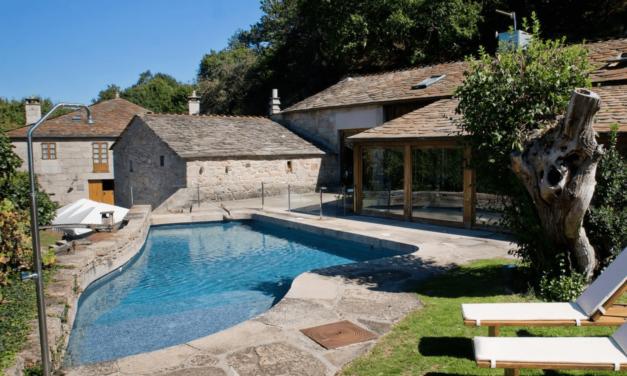 10 Hoteles con piscina para ir con niños en Galicia