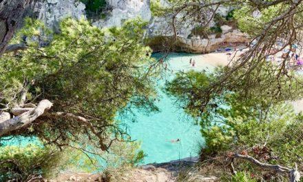 10 playas y calas imprescindibles de Menorca